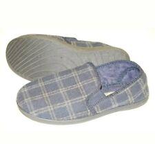 Clarks King Nevis Navy men's slippers UK Size 11G  EU  46