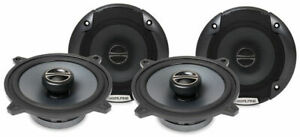 "2) Alpine SPE-5000 400W 5.25"" Type-E Coaxial 2-way Car Audio Speakers Package"