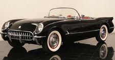 1954 Corvette BLACK 1:18 Auto World 1015