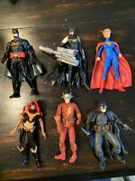 DC Direct Elseworlds Thrillkiller Supergirl Batgirl Liberty Files Batman Lot