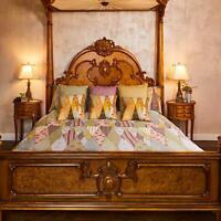 The Chateau Angel Strawbridge Wallpaper Museum Duvet Covers Quilt Bedding Sets