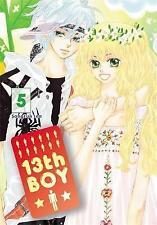 Lee, Sang-Eun, 13th Boy, Vol. 5, Very Good Book