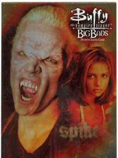 Buffy TVS Big Bads Promo Card P-i