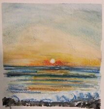 Watercolour Mini (up to 6in.) Impressionism Art Paintings