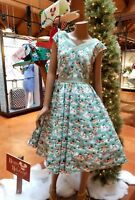 NWT DISNEY PARKS THE DRESS SHOP HOLIDAY CHRISTMAS DRESS ALL SIZES