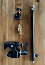 MANFROTTO SUPER CLAMP 035 + ACCESSORIES