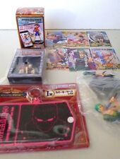 ONE PIECE Robin André ZORO RUFY mixed lot fare Flamingo figura carte Gomma Custodia UK