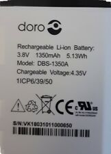 Genuine Doro DBS-1350A Battery For 7060 / 1350mAh