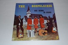 The Gospelaires~His Name Is Jesus~Private Press LP~Everett, WA~FAST SHIPPING