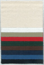 """Duck Cloth Canvas 7oz 54"""" - 55"""" Wide 100% Cotton - By the Yard"""
