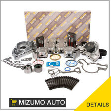 Fit Mitsubishi 3000GT Non-Turbo 3.0 6G72 Engine Rebuild Kit