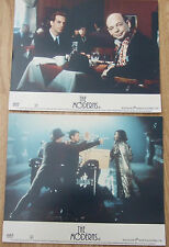 THE MODERNS(1988) Original lobby cards