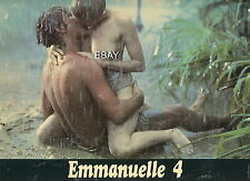 SEXY MYA NIGREN EMMANUELLE 4  1984 VINTAGE PHOTO LOBBY CARD N°4