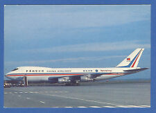 China  Airlines Boeing 747-209F  Postcard