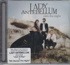 Lady Antebellum Own The Night CD Sealed 2011