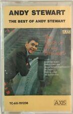 Andy Stewart - The Best Of Andy Stewart - Cassette Tape Album (C131)