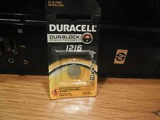 1 qty Duracell # 1216 Lithium Battery 3V DL1216 CR1216 / 1216