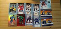 Tim Hortons Hockey Card Insert Lot: Various Years:Laine,Price,Matthews,Die Cut