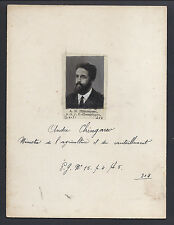 Russian Provisional Government Andrei Shingarev Antique Tinted Photo Revolution