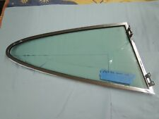 porsche 911 / 912 pop out window frame with glass ,left (driver) side
