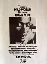 JIMMY CLIFF 1 PICTURE POSTER PRINT AMK118