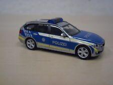 """Herpa - BMW 3er Touring (F31) """"Polizei Bayern"""" - Nr. 092746 - 1:87"""