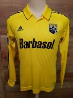Adidas Climacool The CREW Barbasol MLS US Soccer, Jersey Men's Shirt Size M NWT
