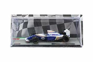 Deagostini Diecast 1:43 F1 Scale Model - Damon Hill Williams FW16 Race Car 1944