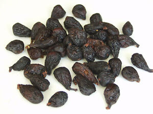 Dried California Black Mission Figs, 2 lb bag-Green Bulk Extra 5% buy $100+