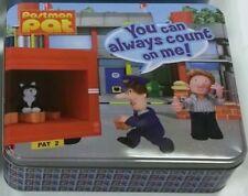 Official Postman Pat Square Tin Storage Box * New *