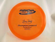 Innova Champion Leopard Orange w/ Blue Stamp 167g -New