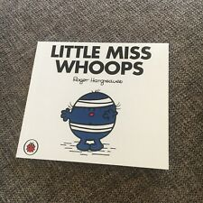 NEW, ROGER HARGREAVES. LITTLE MISS WHOOPS. 33