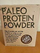 Paleo Pro - Paleo Protein Powder Drink Mix Ancient Cacao 12 pouches 26gm