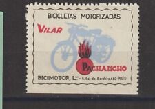 Poster Stamp Portugal? Motorcycle