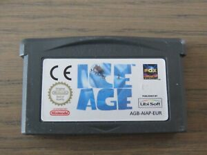 JEU NINTENDO GAMEBOY ADVANCE ICE AGE GAME BOY