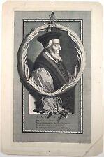 Portrait de Latimer par Gunst d'après Van der Werff