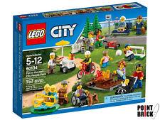 LEGO 60134 CITY - Divertimento al parco - City People Pack (15 Minifigures)