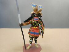 Toy Soldiers Samurai Warrior with Pole Sword