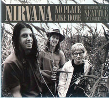 NIRVANA - NO PLACE LIKE HOME (LIVE SEATTLE 1991) - CD DIGIPAK - SOUNDBOARD