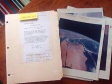 Nasa Gemini Space Flights Over Iran Photos, Cia, 1967 Gift For The Shaw Of Iran!