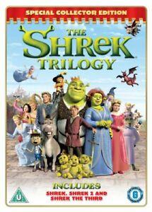 The Shrek Trilogy [DVD] - DVD  IUVG The Cheap Fast Free Post