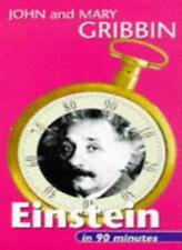 Einstein In 90 Minutes (Scientists series)-John Gribbin, Mary Gribbin