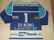 Shirt Trikot Ice Hockey Ice Heilbronner Falken Dj Bobo 1 Size Xl