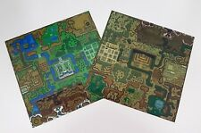 The Legend of Zelda: A Link to the Past / Hyrule Map / Nintendo SNES Classic