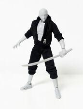 "NOX-FST: FIGLot fabric hoodie & sweatpants for SHF or Figma 6"" action figure"