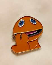 RAINBOW ZIPPY PIN BADGE