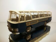 REX GERMANY NEOPLAN BUS EUROCAR TOURINGCAR - BLUE L37.0cm FRICTION - GOOD