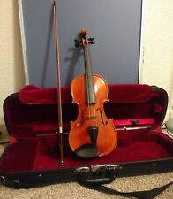 Roderich Paesold PAE805 Violin Full Size Adult Made in Germany w/ Hard Case Bow
