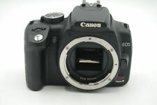 Canon EOS 350D (Digital Rebel XT / Kiss Digital N) 8MP Digital Camera Black