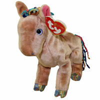 TY Beanie Baby - THE HORSE Chinese Zodiac (7.5 inch) - MWMTs Stuffed Animal Toy